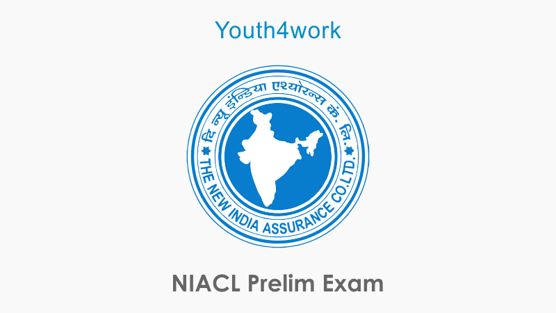 niacl exam test, niacl prelims, niacl prelims mock test, niacl prelims online test, practice test, niacl prelims sample paper,  niacl recruitment exam, insurance assistant exam, niacl exam preparation, niacl prelims, niacl prelims syllabus, niacl prelims exam pattern