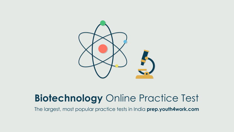 Biotechnology Online Mock Test Series