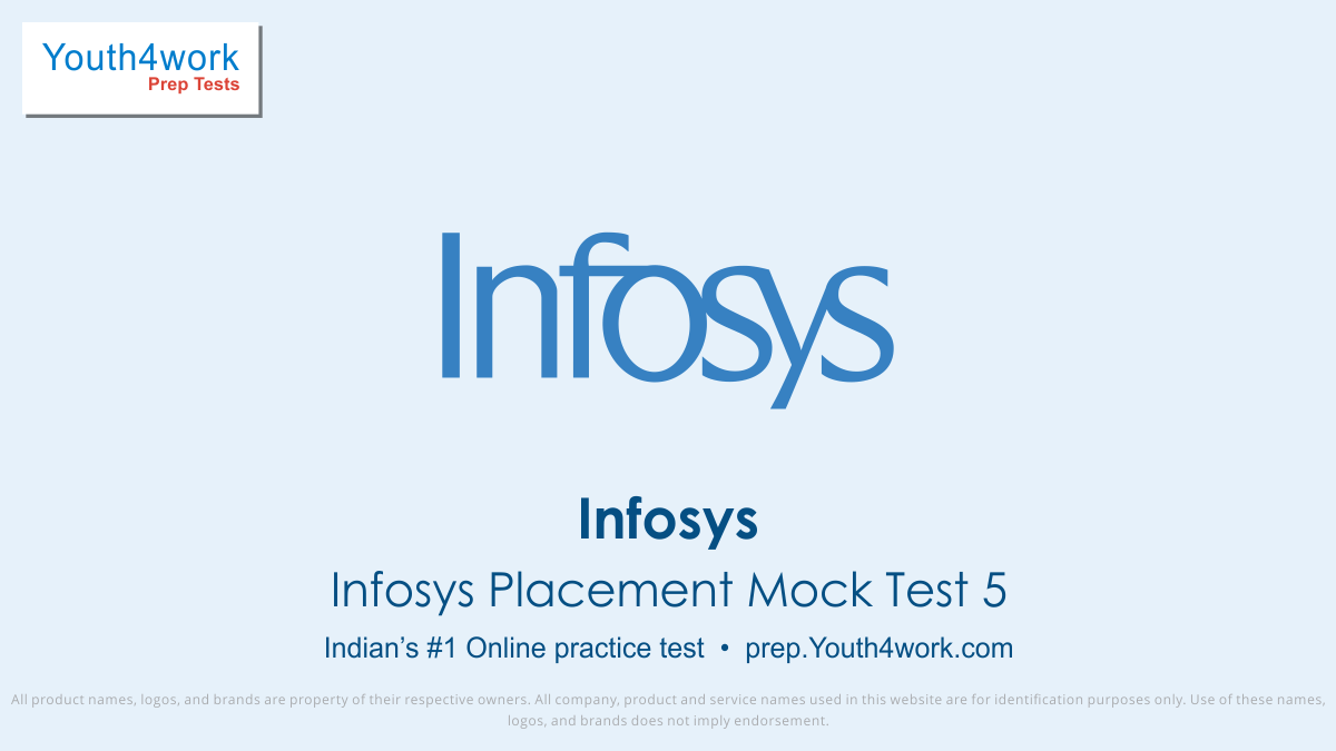 infosys, infosys, mock, test, practice, paper, practice paper, recruitment test, solve the test, career test, careers, interview questions, previous papers, previous questions paper, infosys aptitude test, infosys syllabus, free sample paper, eligibility, infosys test pattern