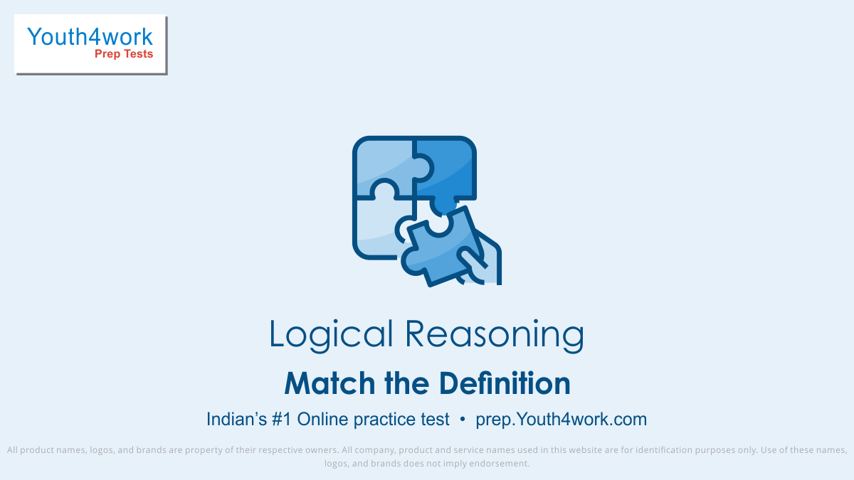 Logical Reasoning, Logical Reasoning practice papers, Logical Reasoning model test papers, free Logical Reasoning mock test, Logical Reasoning mock test, Logical Reasoning free online test