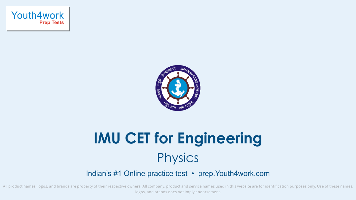 imu cet free mock tests, imu cet online test series, imu cet practice set, imu cet preparation test, online entrance exam test for imu cet, imu cet mcqs question, indian maritime university common entrance test