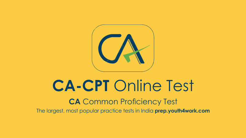 Ca Cpt Model Test Papers With Answers Pdf