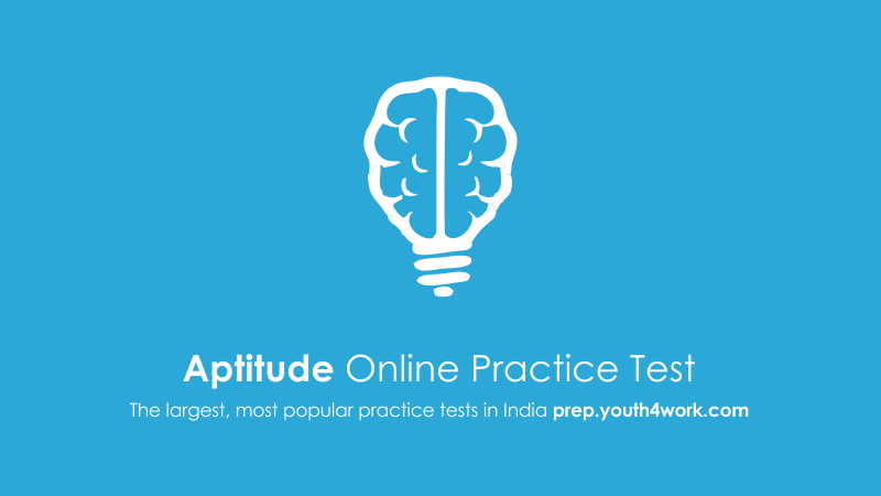 Aptitude Online Mock Test Series