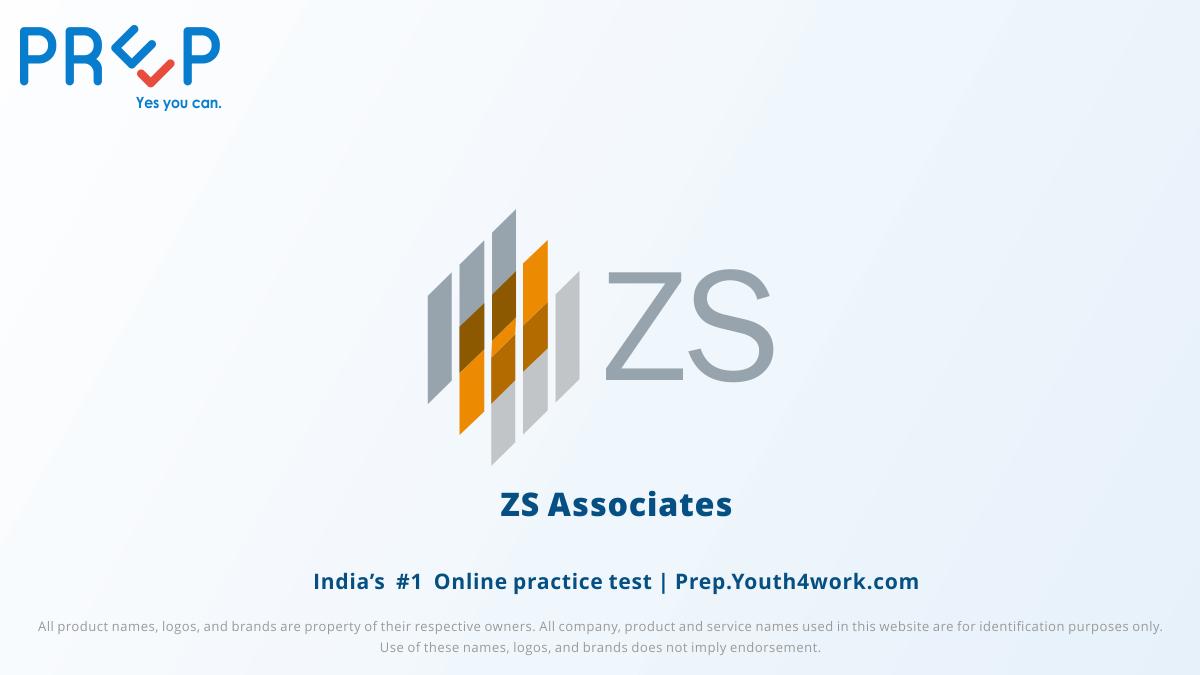 ZS Associates careers, zs associates placement test, zs associates test pattern, zs associates written test, zs associates placement papers pdf download, zs associates interview questions, zs associates placement selection process, zs associates india pvt ltd