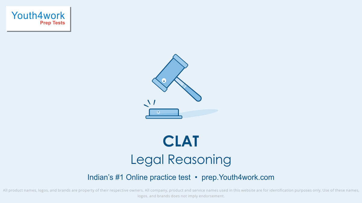 Law aptitude test, CLAT important questions, CLAT, Common Law Admission Test, CLAT Exam, CLAT Free mock test, CLAT Mock Test, CLAT Model test, CLAT New pattern, CLAT Sample paper, CLAT Previous paper, CLAT Preparation, CLAT Test series