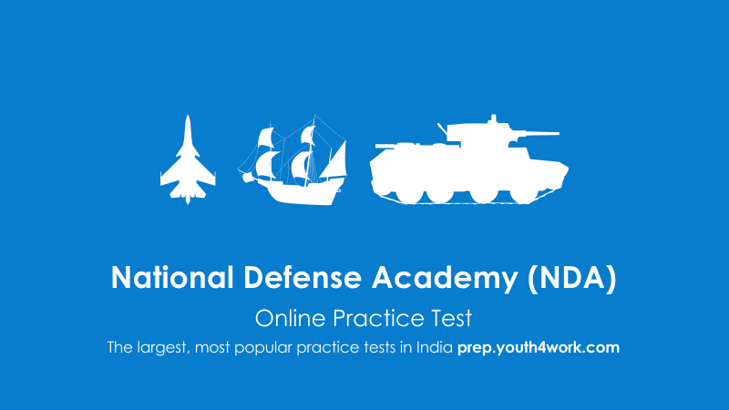 Best Online NDA Mock Test