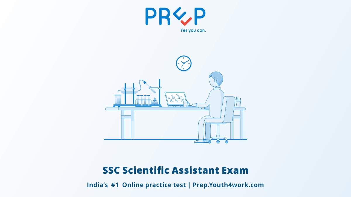 SSC Scientific Assistant Exam