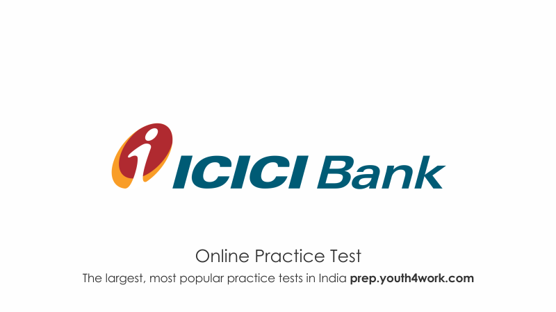 Best ICICI Bank Mock Test Papers