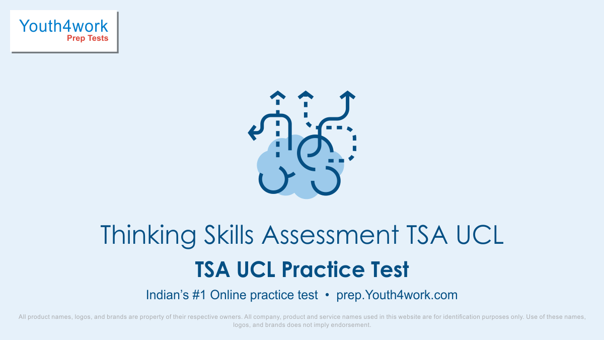 Thinking Skills Assessment TSA UCL Paper, thinking skills assessment test, thinking skills assessment test online, thinking skills assessment past papers series