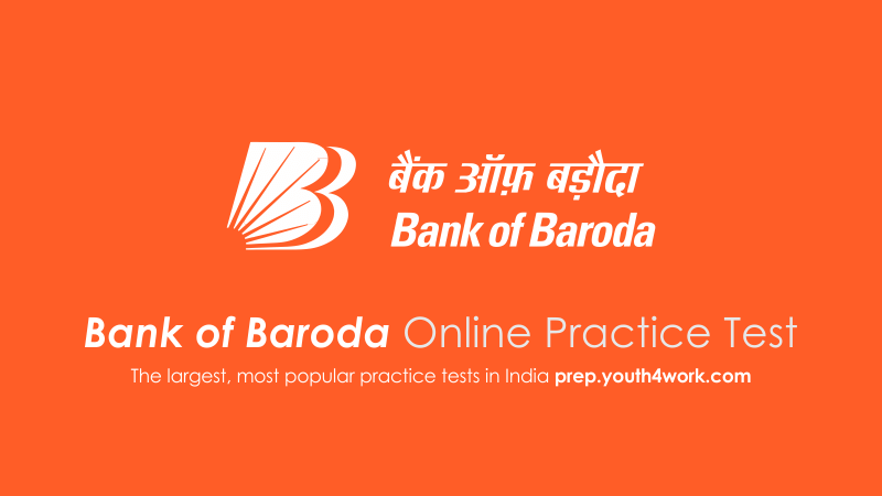 bank of baroda test papers selection test sample papers mock test
