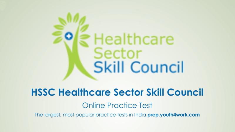 HSSC NSDC National Skill Development Corporation Mock Test Practice