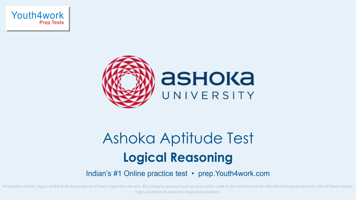 Ashoka Aptitude Test Aat Mock Test Series