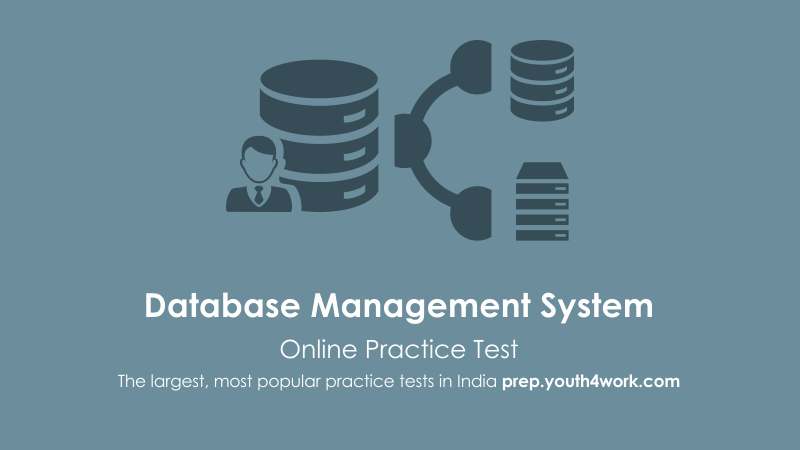 Online DBMS Mock Test, Sample Practice Papers