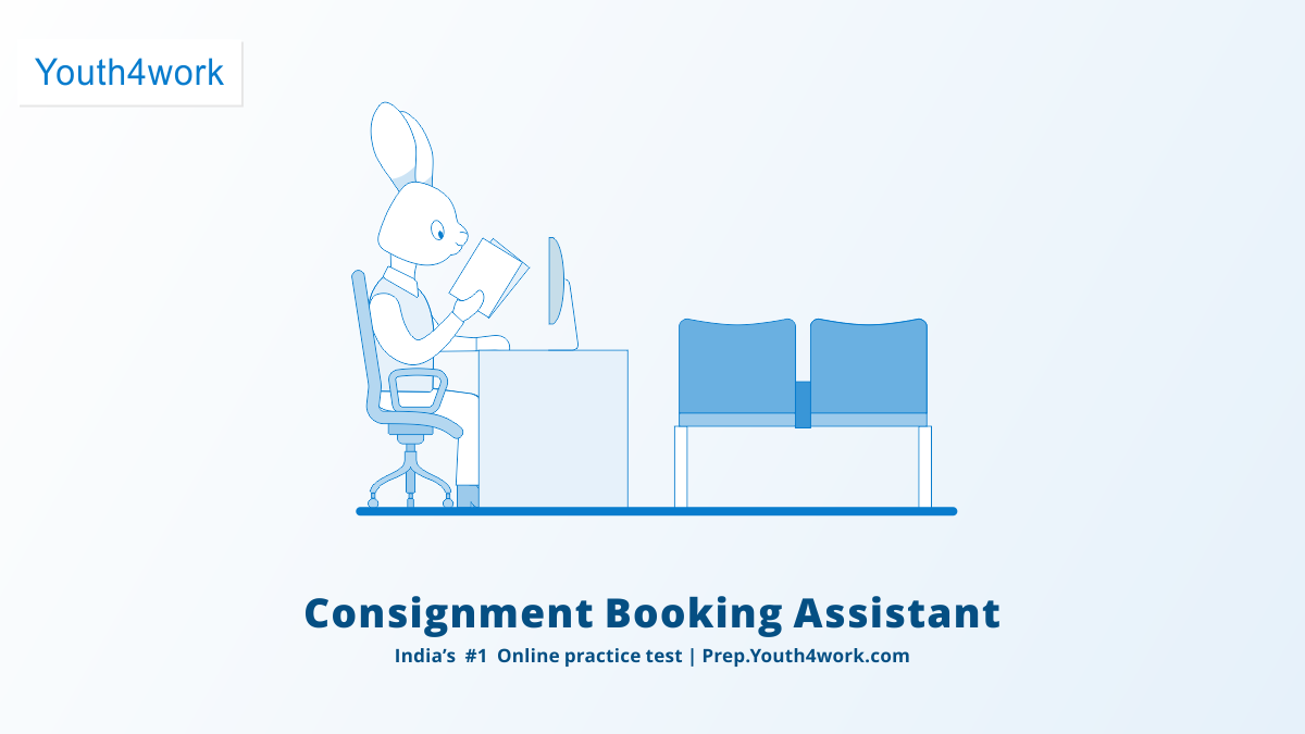 Consignment Booking Assistant PMKVY| LSC NSDC Mock Test Series