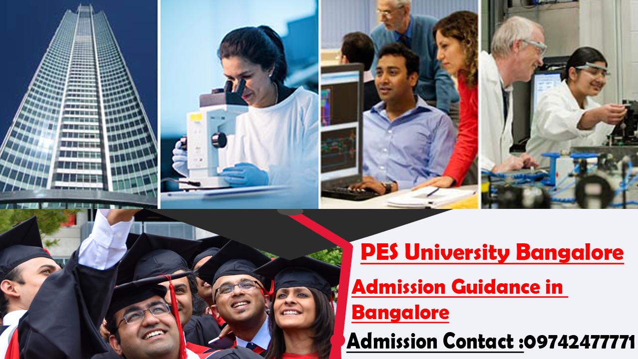 9742477771 Direct Admission in PES University PESSAT Bangalore 2019