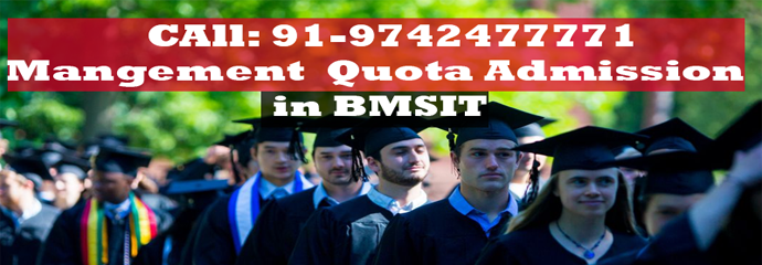 9742477771 Management quota admission in BMS institute of technology [BMSIT] 2020