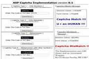 Project Report on Captcha Semianr Report