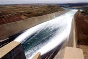 Chute Spillway in Hydro projects