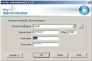 introduction to MySQL Administrator Server Installation