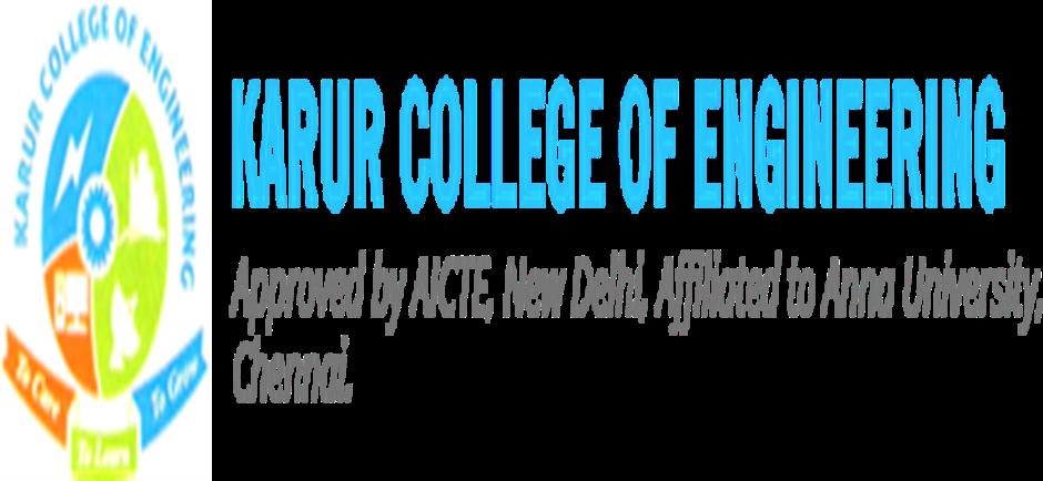 KCE-Karur College Of Engineering