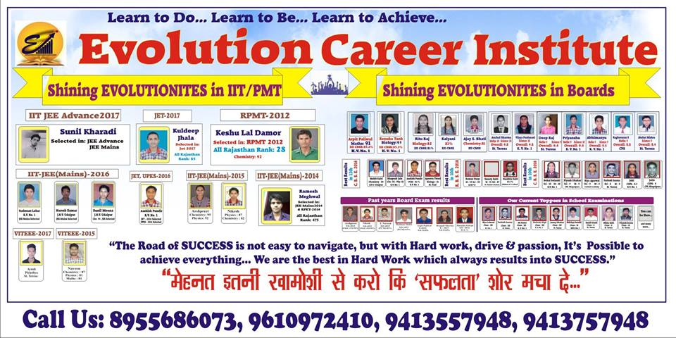 ECI-Evolution Career Institute