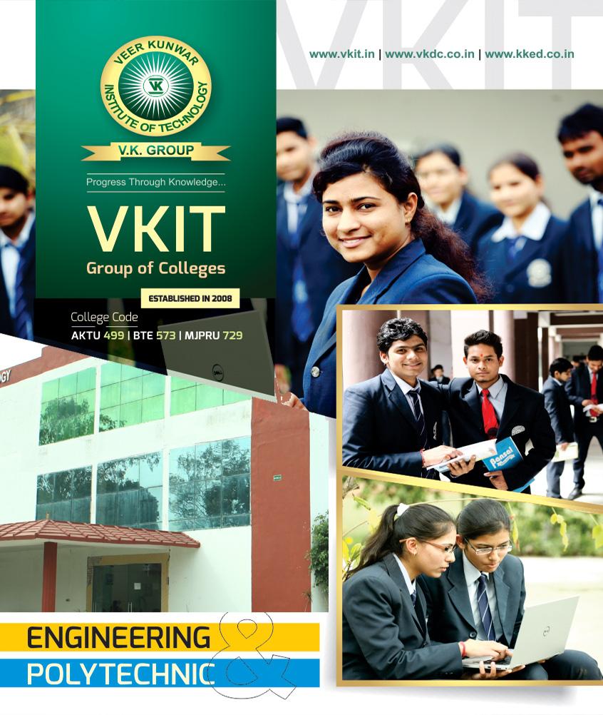 VKIT-Veer Kunwar Institute Of Technology