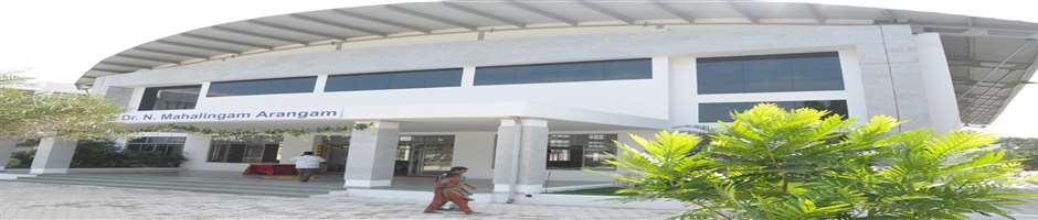 NGMC-Nallamuthu Gounder Mahalingam College
