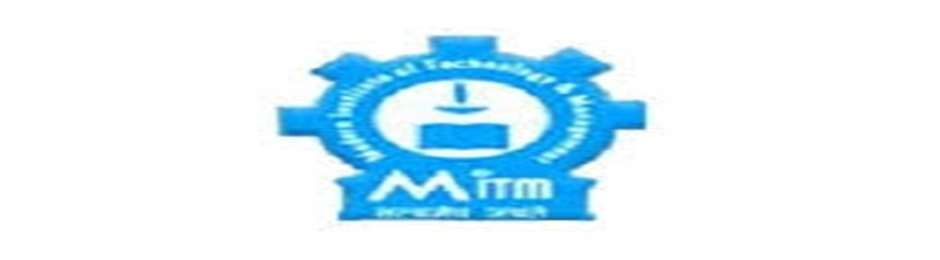 MITM-Modern Institute of Technology and Management