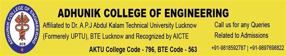 ACED-Adhunik College Of Engineering Duhai
