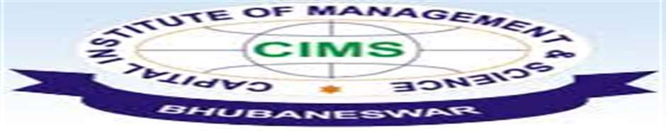 CIMS-Capital Institute of Management And Science