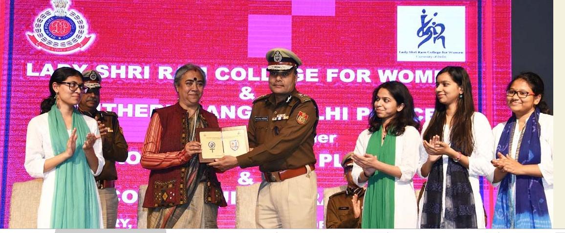 LSRCW-Lady Shri Ram College for Women