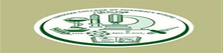 FCP-Farooqia College Of Pharmacy