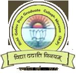 RGDCM-Rishi Galav Degree College Morena