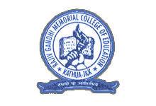 RGMCE-Rajiv Gandhi Memorial College of Education