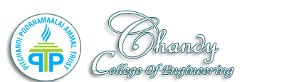 CCE-Chandy College Of Engineering
