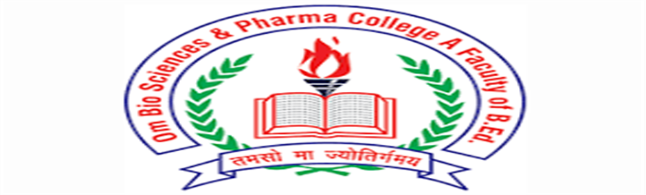 OBSPC-Om Bio Sciences And Pharma College
