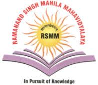 RSMM-Ramanand Singh Mahila Mahavidyalaya