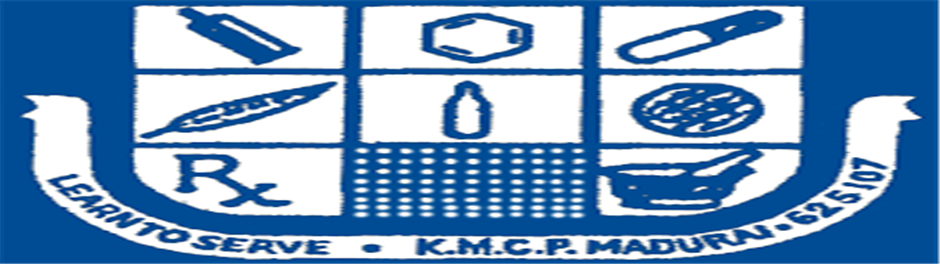 KMCP-K M College of Pharmacy