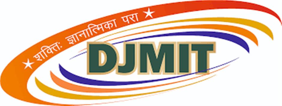 DJMIT-Dr Jivraj Mehta Institute of Technology