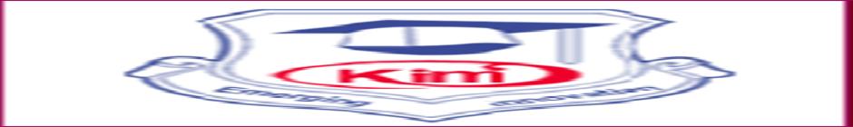 KMIM-Krishna Murthy Institute Of Management
