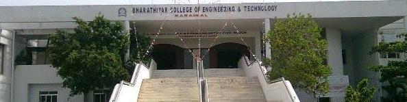 BCET-Bharathiar College of Engineering and Technology