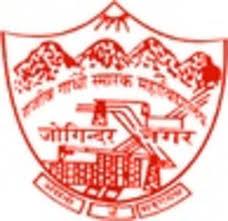 RGMGC-Rajiv Gandhi Memorial Government College