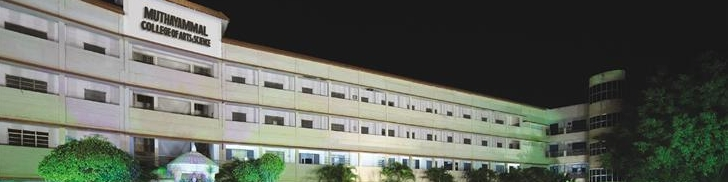 MCAS-Muthayammal College of Arts and Science