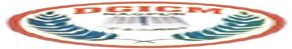 DGICOM-Dhananjayrao Gadgil Institute Of Co Op Management