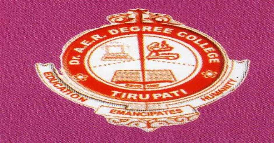 DAERDPGC-Dr A E R Degree and PG College