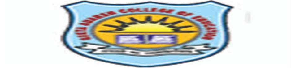 GACE-Geeta Adarsh College Of Education