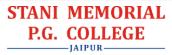 SMPGC-Stani Memorial P G College