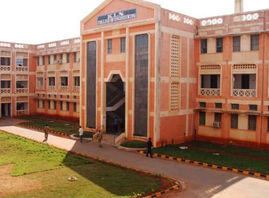 K L N College of Engineering Photos