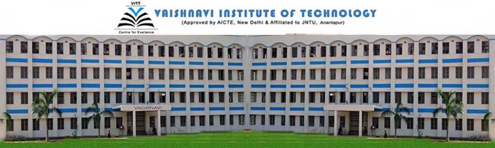 Vaishnavi Institute of Technology Photos