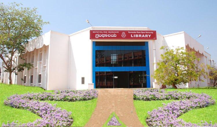 Karnataka State Open University Photos